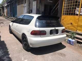 Honda Civic eg3 1.6(M)
