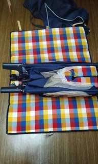 Baby coat ( katil mudahguna)