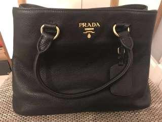 Prada 兩用袋 99%新 只用過一次 真品