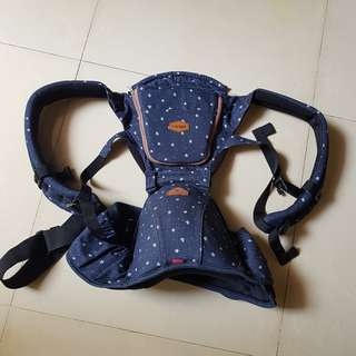 I-angel baby carrier & hipseat