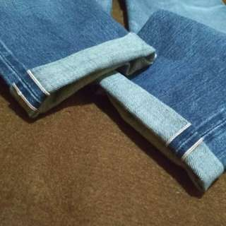 Selvedge Something by Edwin sz 31-32