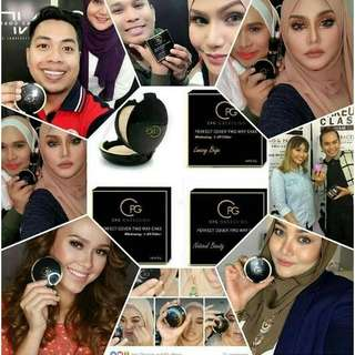 CPG PERFECT COVER TWO WAY CAKE POWDER 😍READY STOCK😍