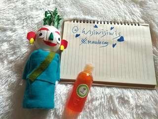 #maudecay Sabun Papaya