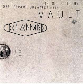 Def Leppard - Vault: Def Leppard Greatest Hits 1980-1995 Double Vinyl