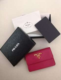 AUTHENTIC PRELOVED CARD HOLDER