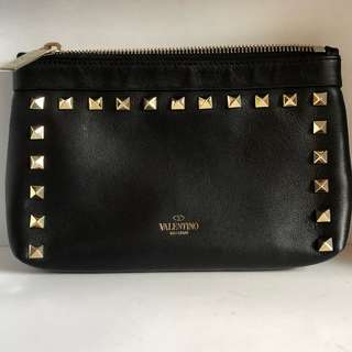VALENTINO Clutch (Black) with dust bag