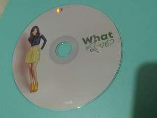100%全新Twice what is love 子瑜CD