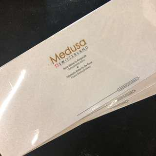 Medusa Swiss land 玫瑰精華 化妝安瓶 新娘