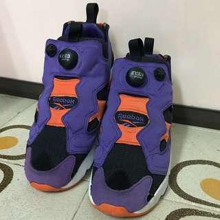 Puma Pump Fery (橙x紫)