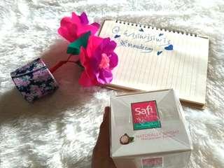 #maudecay SAFI Moisturizer Natural Bright