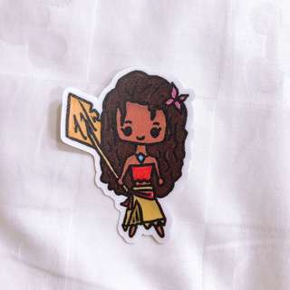 Disney Moana sticker
