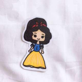Disney Snow White sticker