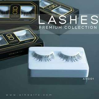 Alha Alfa EyeLashes 😍READY STOCK😍