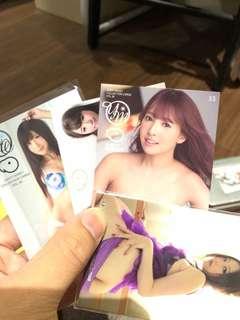 🚚 AV女優 三上悠亞 露點 寫真卡