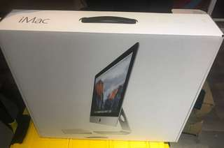 Apple iMac 21.5-inch late 2015