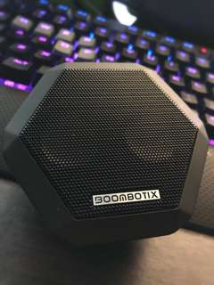 BOOMBOTIX - Rex Pitch Black