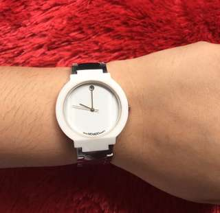SWISS MOVADO up to 6.5in wrist