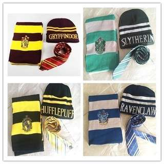 1 Set Harry Potter House Accessories