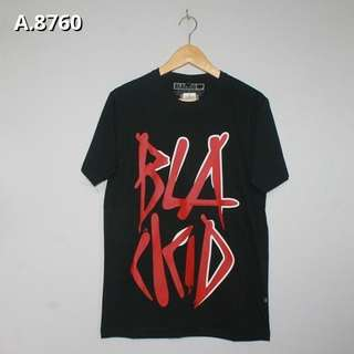 Kaos Black ID Kode:A.8760