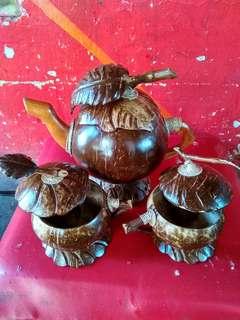 teko batok kelapa