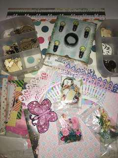 Craft supply for DIY cards