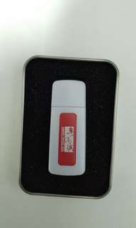 迷你手指USB讀卡器