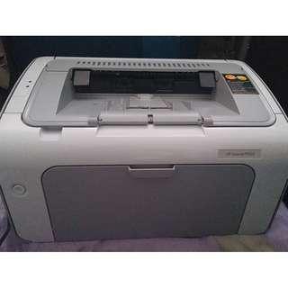 HP Printer Laserjet Pro 1102