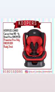 Carseat Koopers Limbo