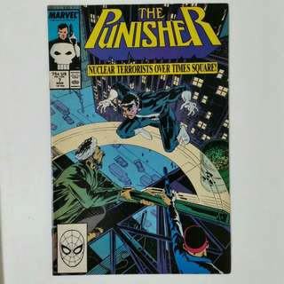Punisher No.7 comic