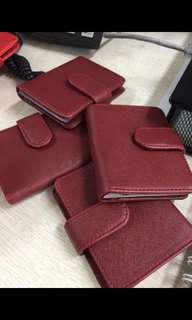 Dompet Kartu (ada selipan uang)