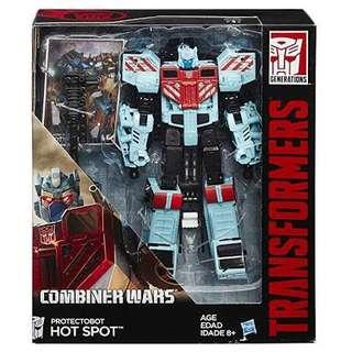 Transformers Combiner Wars (Hot Spot)