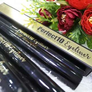 Perfect10 Eyeliner 😍READY STOCK😍