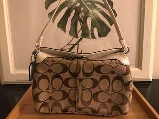 高貴Coach Party Handbag /化妝手袋/Clutch/宴會手袋
