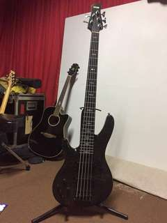 Yamaha TRB 1005 Left Handed 2004 made in korea Bass Guitar