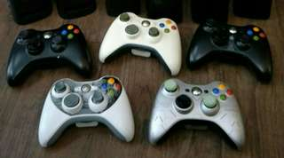 Original Xbox 360 Wireless Controller