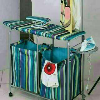 2 in 1 laundry and ironing board