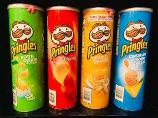 Pringles US Version