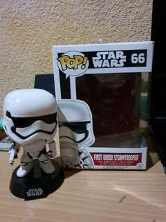 Funko Pop! 66 First Order Stormtrooper