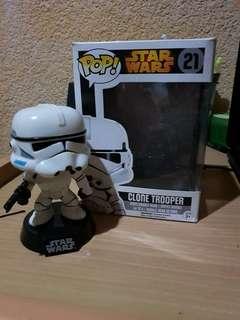 FunkoPop! #21 Clone Trooper