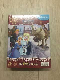 My Busy Books Olaf's Frozen Adventure