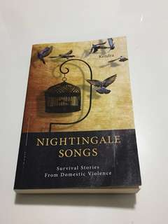 Nightingale Songs - By Kendra