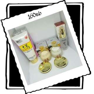 Cream Yu Chun Mei Cordyceps + Serum 100% Original