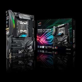 🚚 ASUS ROG Strix X299-E Gaming Motherboard