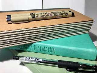 🚚 [Ready Stock] Midori Traveler's Notebook Insert Refill Regular Size