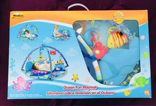 Playmat - Ocean Fun