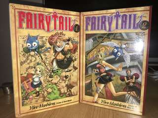 Sealed Fairy Tail 2 + All for 1000