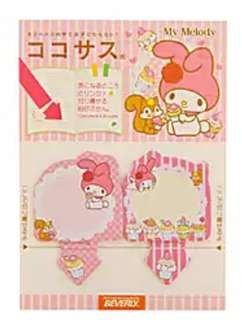 🚚 MY MELODY MINI POST ITS / STICKY MEMO PAD / STICK MARKER @  @ $1.50 PER PAD ONLY!!! READY STOCKS! LIMITED SETS LEFT!!!