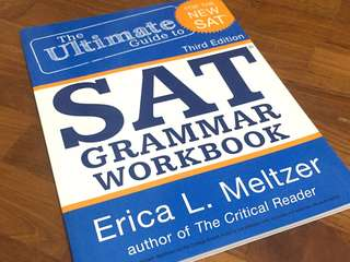 [Brand New] SAT Grammer Workbook, 3rd Edition