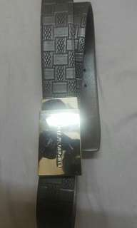 EMPERIO ARMANI belt for men