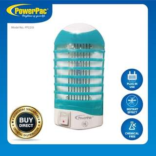 New PowerPac LED Mosquito Power Strike Repeller Device / No Radiation or Chemical used